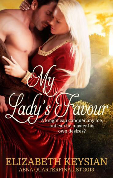 Book cover  for My Lady's Favour