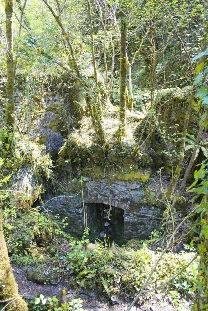 Mells ruins 1